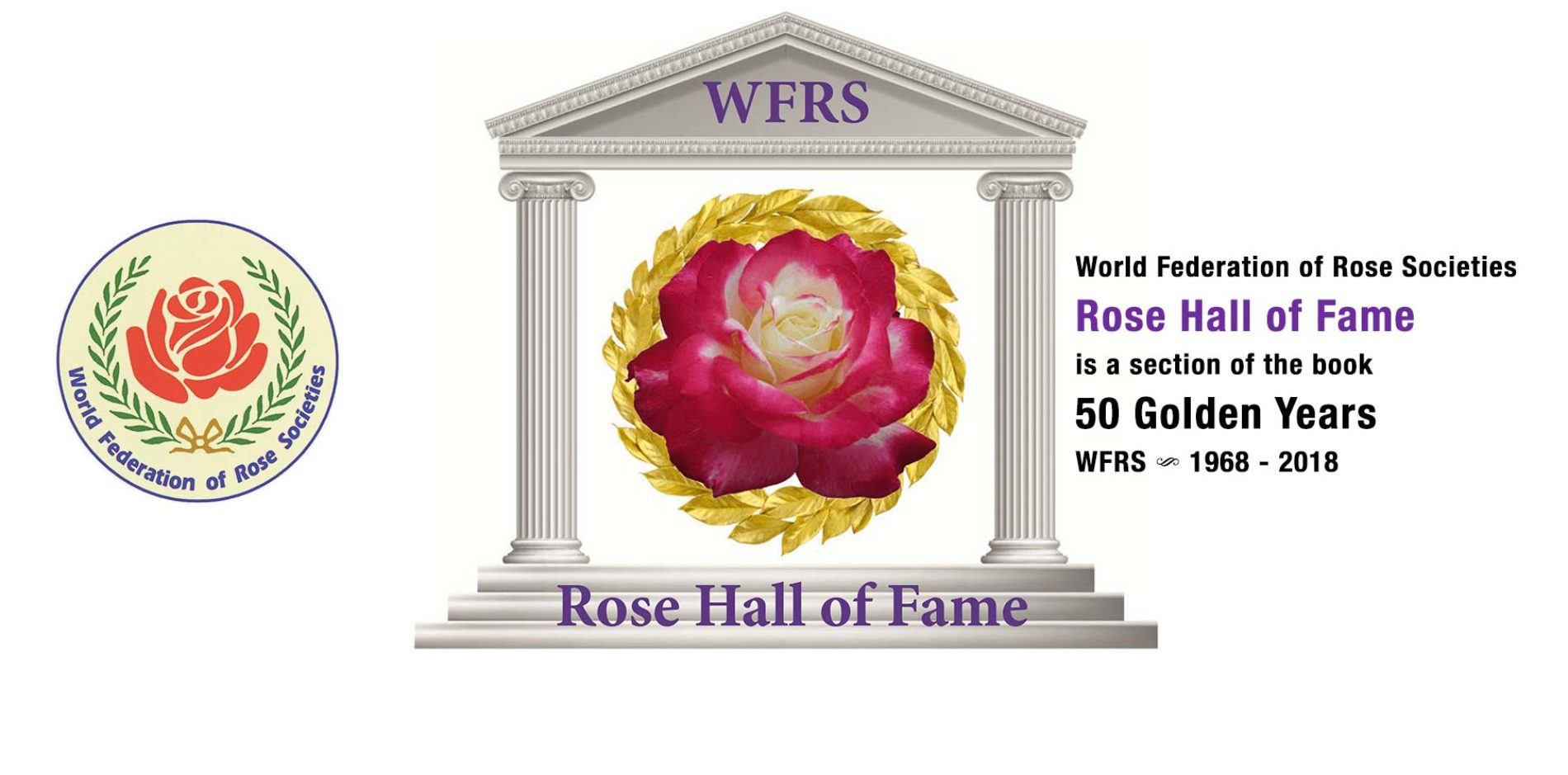 Rose Hall of Fame 1976 – 2015