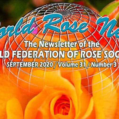 World Rose News september 2020